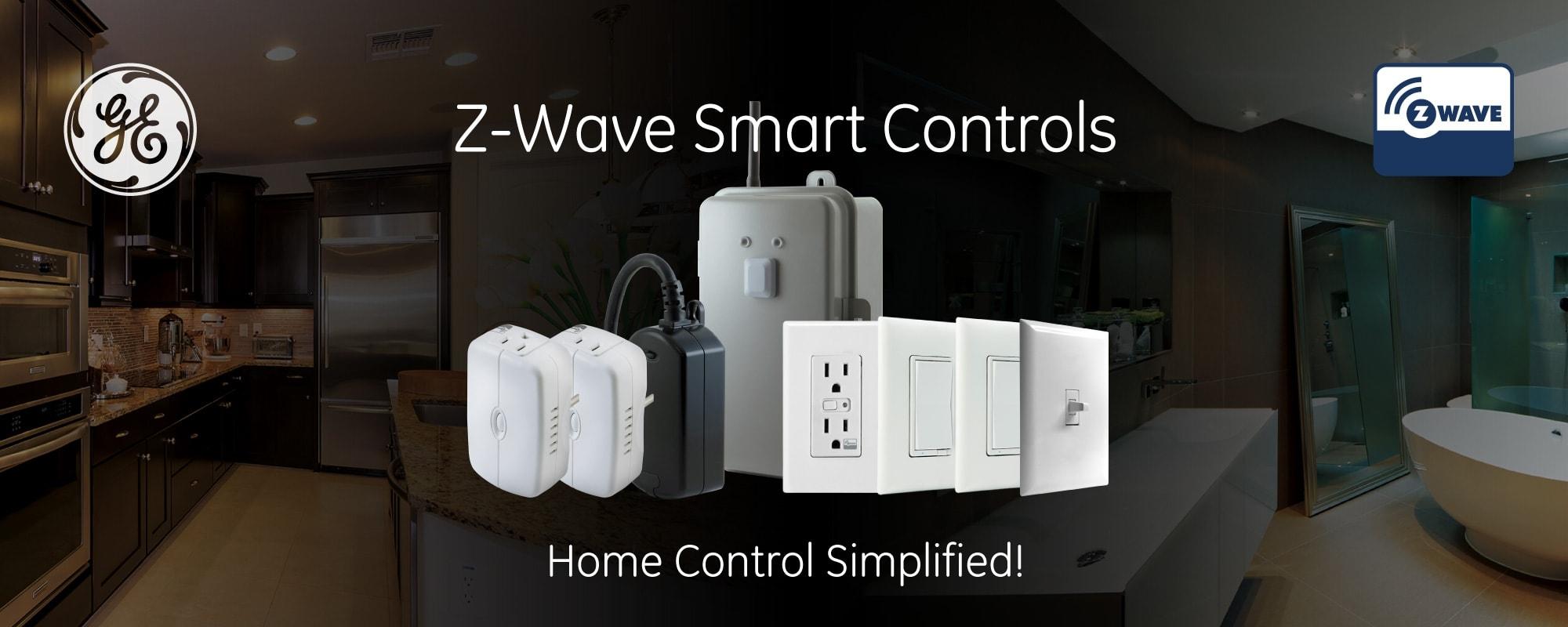 ge wave wireless. GE Z Wave Smart Controls Ge Wave Wireless C